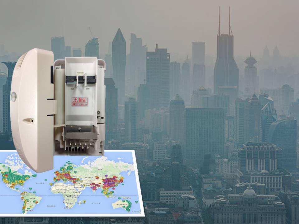 一般家庭向きの低濃度オゾン発生装置の開発にむけてのアイキャッチ